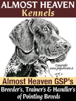 Almost Heaven GSP's